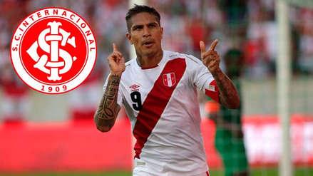 Conoce todo sobre el Inter de Porto Alegre, el nuevo club de Paolo Guerrero