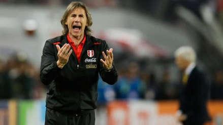 Perú es la tercera selección sudamericana que mantiene al técnico del proceso de Rusia 2018
