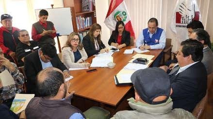 Parques de Trujillo nuevamente serán regados en 15 días