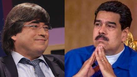 Bayly vs. Maduro: Cinco frases irreverentes del periodista contra el presidente venezolano