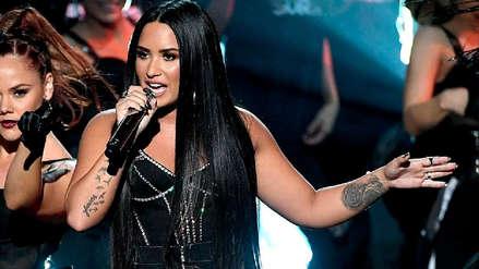 En rehabilitación, Demi Lovato escribe algunas de sus canciones