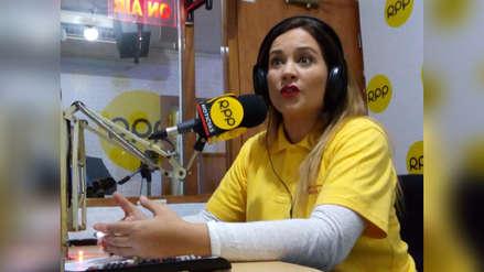 Marina Mora cuestiona lentitud de gobierno regional para ejecutar obras