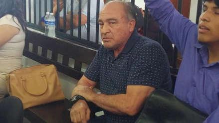 Nueva condena para exalcalde de Chiclayo Roberto Torres