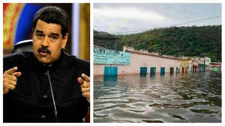 Maduro dijo que su gobierno está