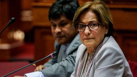 Poder Judicial dictó orden de comparecencia restringida para Susana Villarán