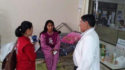 Dos sobrevivientes de la intoxicación masiva en Ayacucho fueron dados de alta en Arequipa
