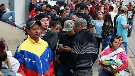 En el Perú hay 385 mil ciudadanos venezolanos, según Migraciones