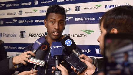 Miguel Araujo tiene dorsal asignado para su posible debut ante Boca Juniors