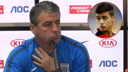Pablo Bengoechea confirmó el interés por fichar a Beto da Silva