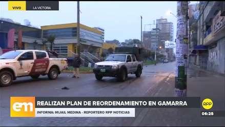 Municipalidad de La Victoria suspendió cobros por estacionamiento y recojo de residuos