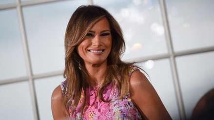 Los padres de Melania Trump obtuvieron la ciudadanía estadounidense