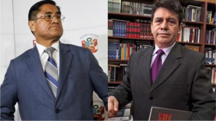 Fiscal Gálvez le pide a Hinostroza que lo ayude con un conocido acusado de violencia familiar