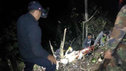 Huánuco | Siete muertos por la caída de bus interprovincial a un abismo en Leoncio Prado