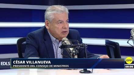 César Villanueva: