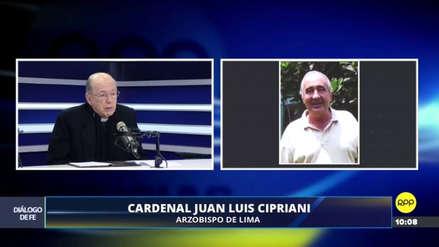 """Cipriani pidió que investigación del asesinato de cura jesuita en Bagua """"llegue hasta el final"""""""