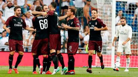 Gonzalo Higuaín solo demoró 3 minutos para marcar su primer gol con Milan