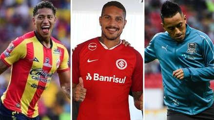 Sigue la programación de los futbolistas peruanos que juegan en el exterior