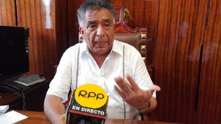 Chiclayo: alcalde pide se declare de necesidad y utilidad pública deuda municipal