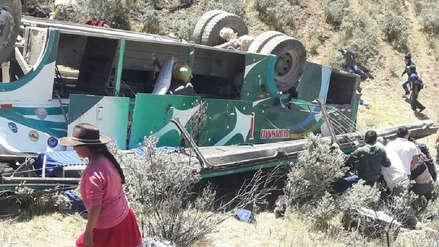 Resultado de imagen para �ncash: Al menos 10 muertos, entre ellos 3 menores, y más de 20 heridos en trágico accidente de bus interprovincial