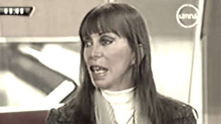 Nora Bruce, ex pareja de Antauro Humala, murió este domingo