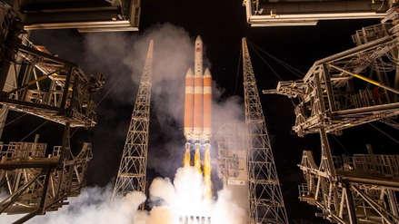 La NASA lanza con éxito la sonda Parker con el objetivo de