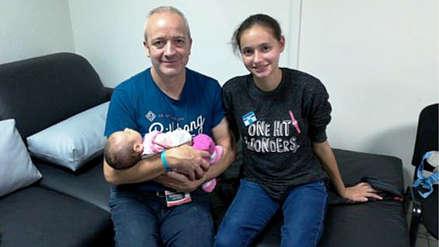 Familia de Patricia Aguilar: Ella volvió a España por