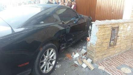 Vigilante pierde una pierna tras ser atropellado en Trujillo