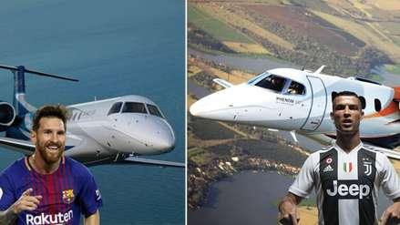 Las 10 estrellas con los aviones privados más caros del mundo