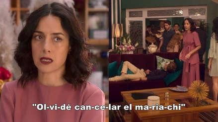 La Casa de las Flores: Tafil, el fármaco que le da a Paulina de la Mora su peculiar forma de hablar