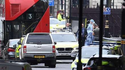 Reino Unido: cámaras de seguridad captaron el atentado contra el Parlamento