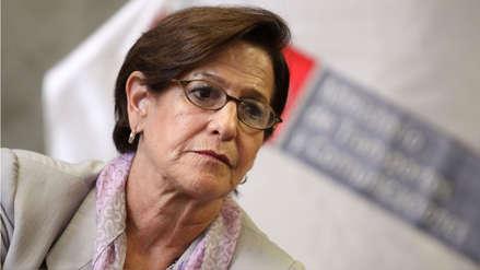 El Poder Judicial amplió a 12 meses el impedimento de salida del país a Susana Villarán
