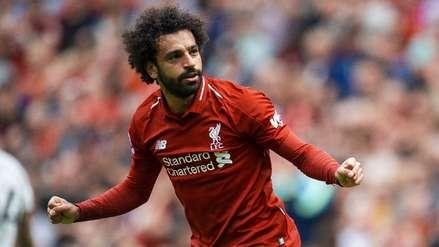 El Liverpool denunció a Mohamed Salah por usar su celular mientras manejaba