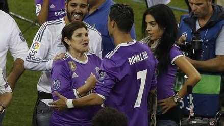 Cristiano Ronaldo tiene una relación con Georgina Rodríguez desde fines del 2016.