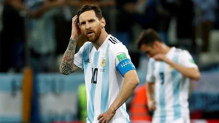 Lionel Messi deja la Selección Argentina hasta fin de año, según prensa local
