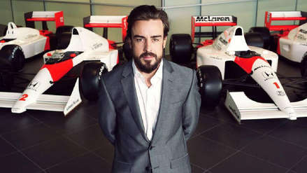 Fernando Alonso anunció su retiro de la Fórmula 1