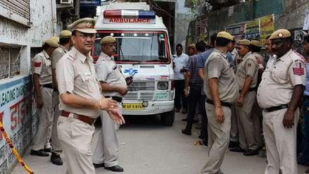 Un turista fue asesinado y despedazado por su amante en la India