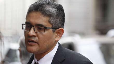 Fiscalía niega que investigación contra José Pérez haya sido ordenada por Pedro Chávarry