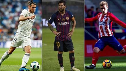 La Liga de España arranca con los mismos candidatos de siempre