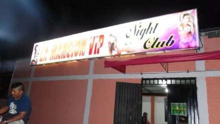 Olmos: operativos inopinados reducen prostitución clandestina