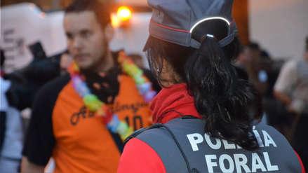 España: un conductor dio positivo por alcohol y todas las sustancias del test antidrogas