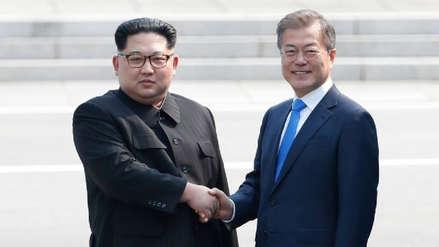 Las dos Coreas acuerdan una nueva cumbre entre Kim Jong-un y Moon Jae-in para septiembre