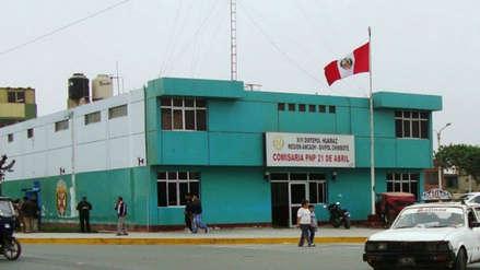 Mujer muere tras ser estrangulada en comisaría de Chimbote