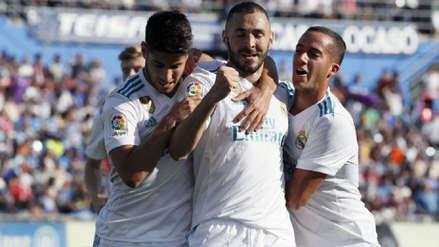 El once de Real Madrid ante Atlético de Madrid por la Supercopa de Europa