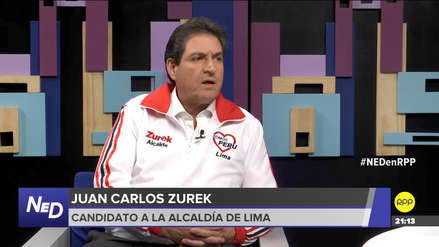 Zurek cuestionó candidaturas de Reggiardo y Urresti: