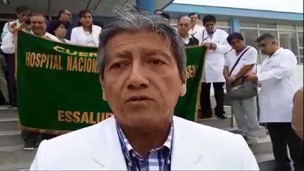 Chiclayo: paro de médicos de EsSalud no fue contundente