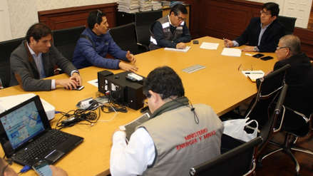 Gobierno Regional y PCM preparan plan tras emergencia en Quiruvilca