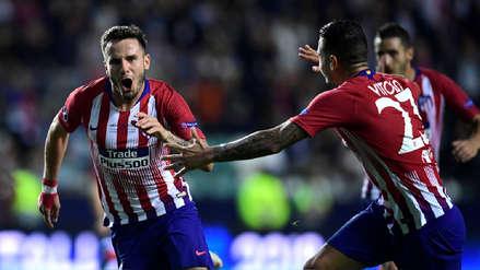 El error en salida del Real Madrid que provocó el golazo de Saul Ñíguez