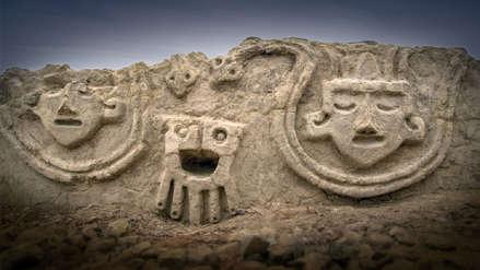 Fotos | Descubren muro de 3,800 años de antigüedad en sitio arqueológico de Vichama