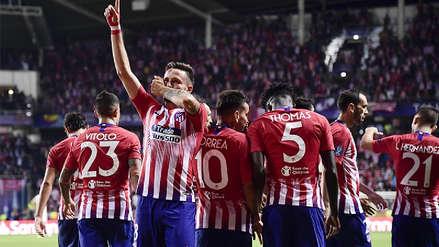 Real Madrid cayó en un electrizante partido con Atlético de Madrid por la Supercopa de Europa