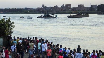 22 niños que iban a su colegio murieron en un naufragio en el río Nilo